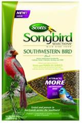 scotts wild bird feed